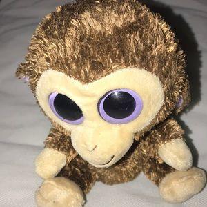 Coconut the Monkey Beanie Baby
